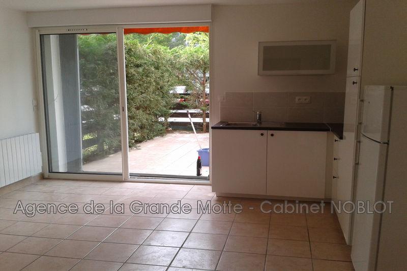 Photo Appartement La Grande-Motte Ponant,   achat appartement  1 pièce   25m²