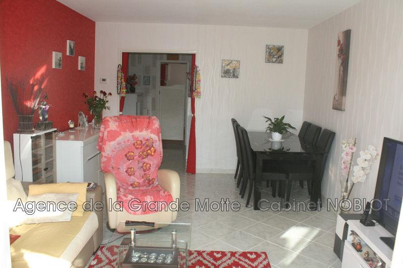 Appartement La Grande-Motte Centre ville,   achat appartement  3 pièces   69m²