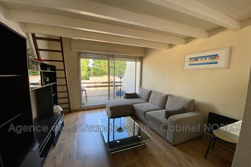 Photo n°3 - Vente appartement La Grande-Motte 34280 - 167 000 €