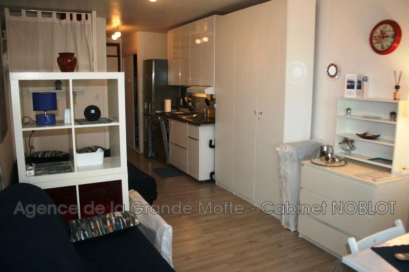 Photo Appartement La Grande-Motte Centre ville,   achat appartement  1 pièce   25m²