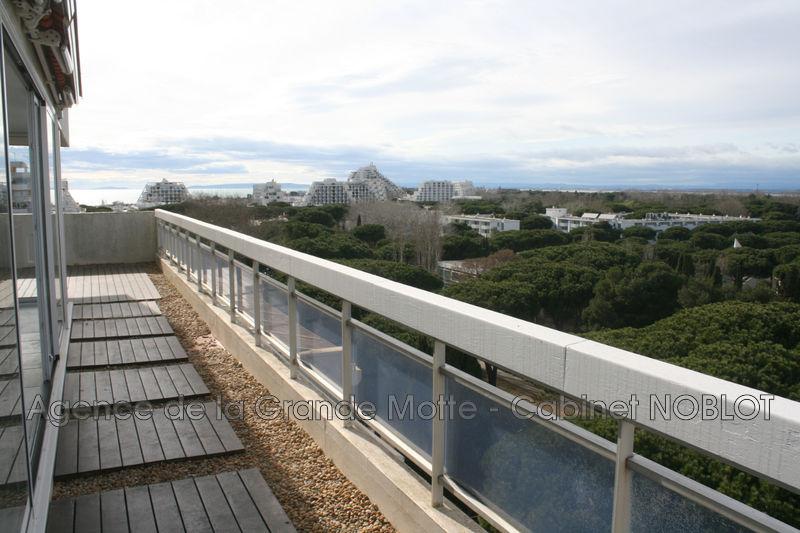 Photo n°1 - Vente appartement La Grande-Motte 34280 - 469 000 €