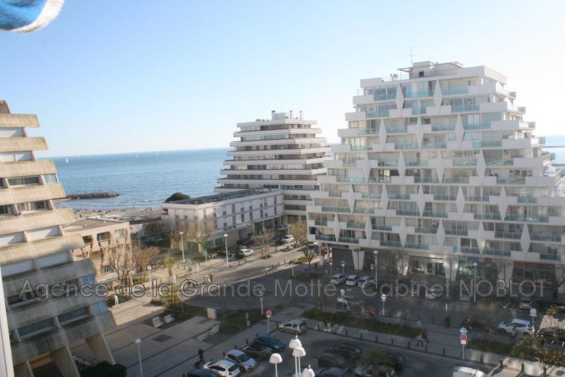 Photo Appartement La Grande-Motte Centre ville,   achat appartement  2 pièces   37m²