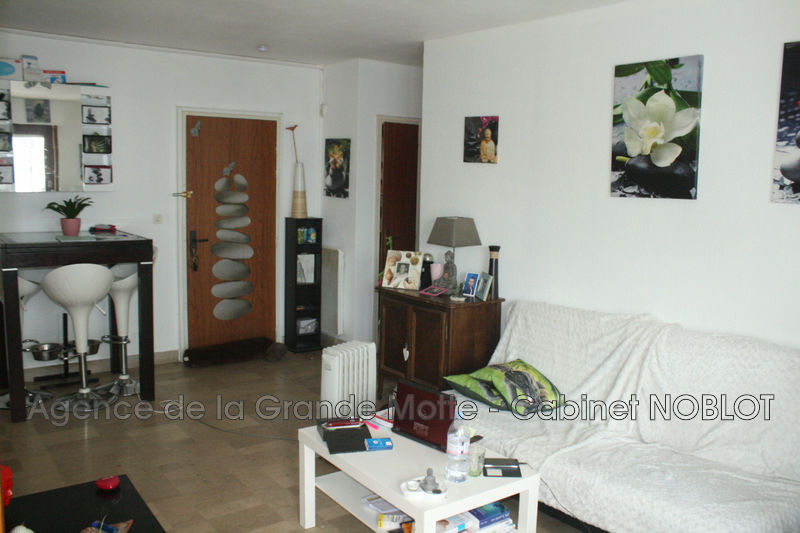Photo n°1 - Vente appartement La Grande-Motte 34280 - 173 000 €
