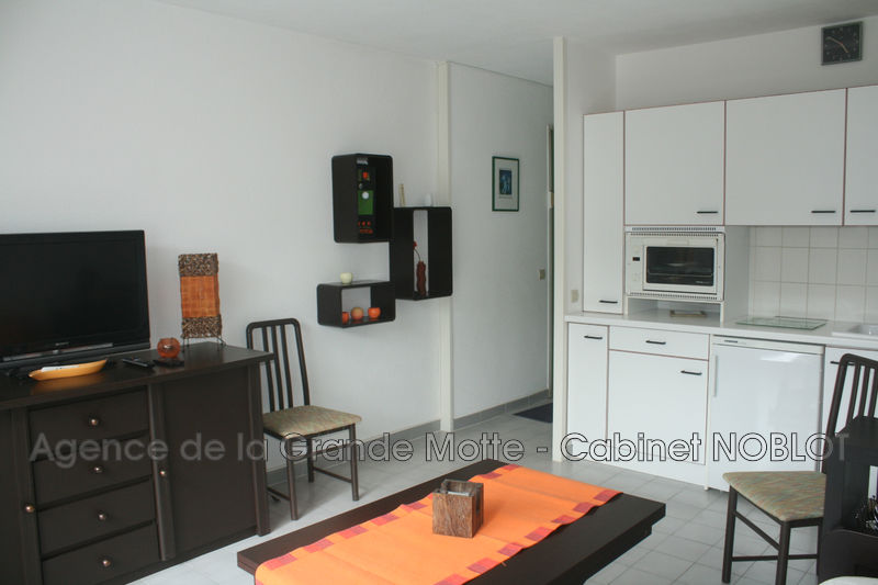 Photo n°4 - Vente appartement La Grande-Motte 34280 - 206 000 €