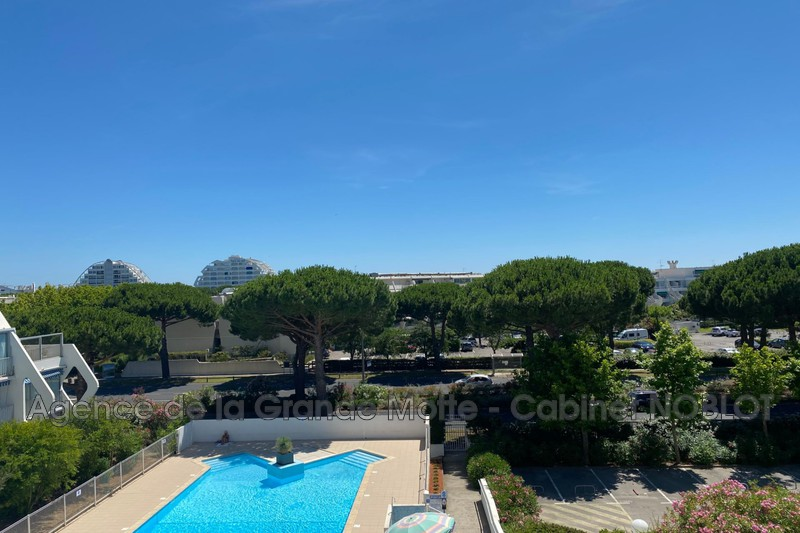 Apartment La Grande-Motte Couchant,   to buy apartment  3 rooms   76 m²