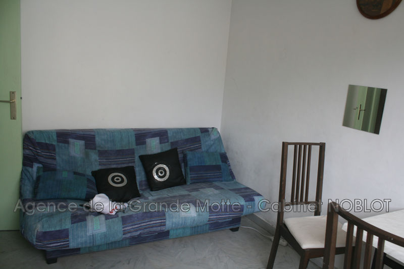 Photo Apartment La Grande-Motte Centre ville,   to buy apartment  1 room   15 m²