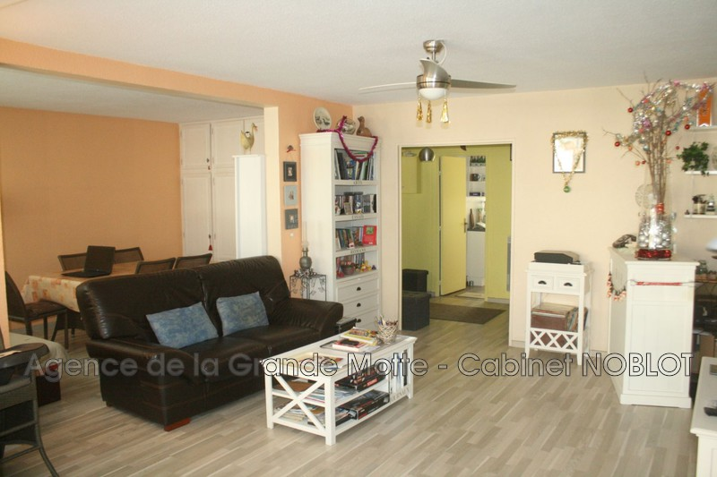 Appartement La Grande-Motte Ponant,   achat appartement  4 pièces   93m²