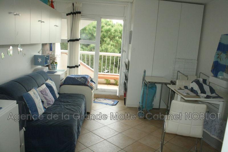Studio cabine La Grande-Motte Ponant,   achat studio cabine  1 pièce   22m²