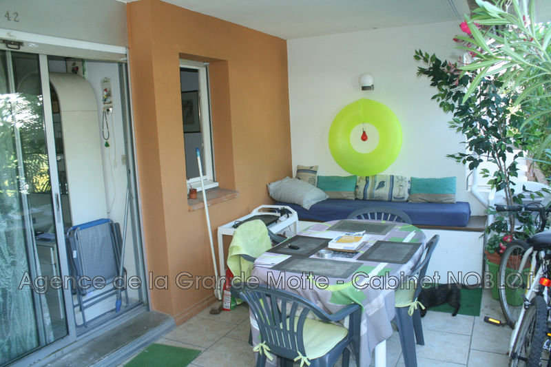 Photo n°2 - Vente appartement La Grande-Motte 34280 - 159 000 €