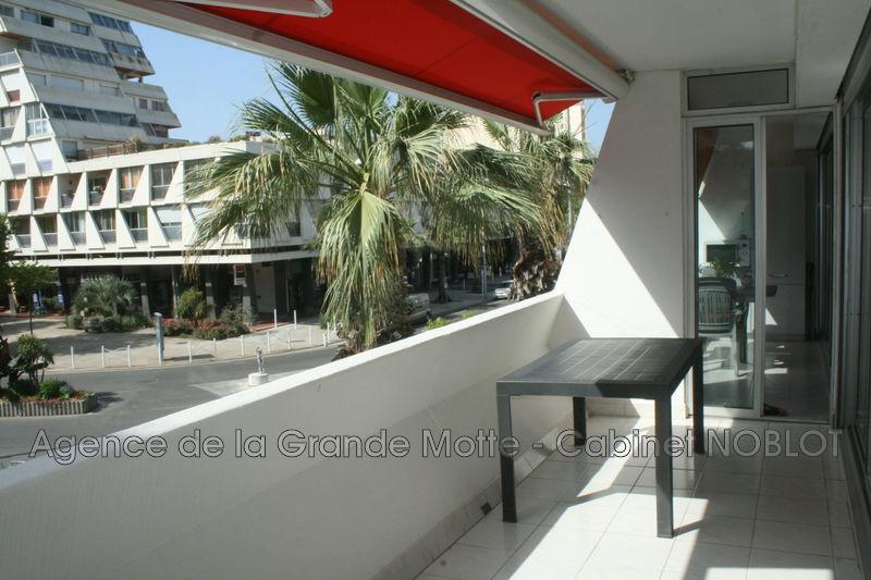 Photo Appartement La Grande-Motte Centre ville,   achat appartement  3 pièces   73m²