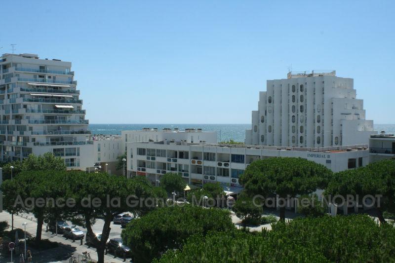 Photo Appartement La Grande-Motte Centre ville,   achat appartement  1 pièce   26m²