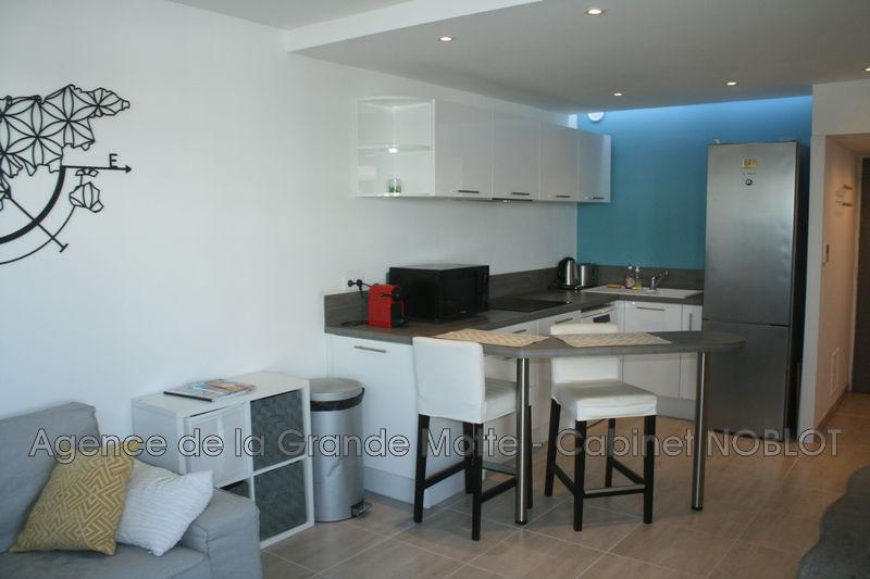 Photo Appartement La Grande-Motte Centre ville,   achat appartement  2 pièces   38m²