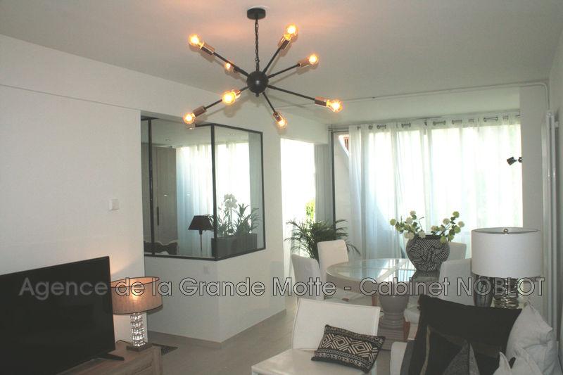 Appartement La Grande-Motte Centre ville,   achat appartement  2 pièces   49m²