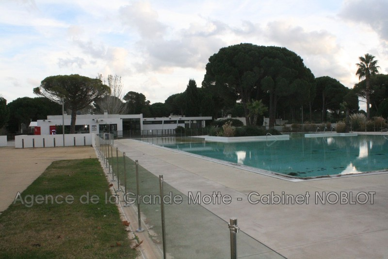 Photo Apartment La Grande-Motte Ponant,   to buy apartment  2 rooms   31 m²