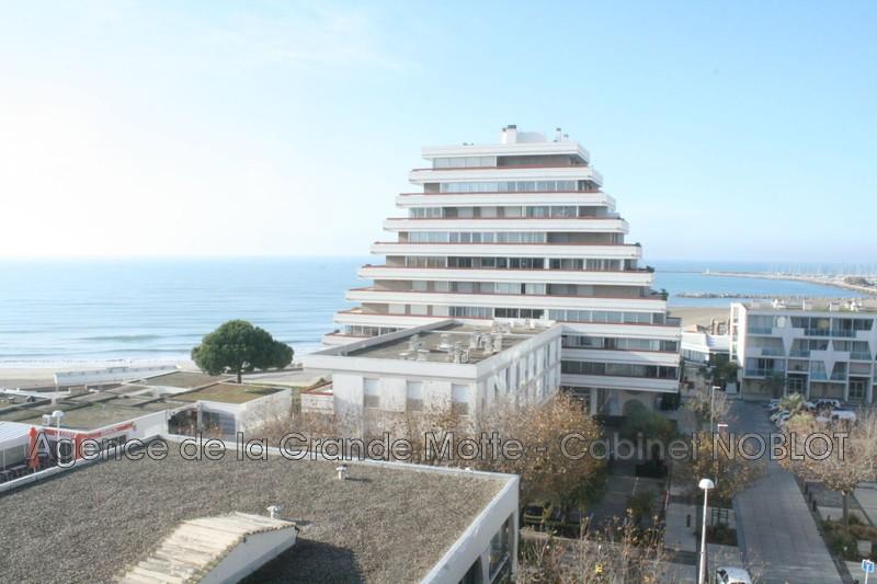 Photo Appartement La Grande-Motte Centre ville,   achat appartement  2 pièces   39m²