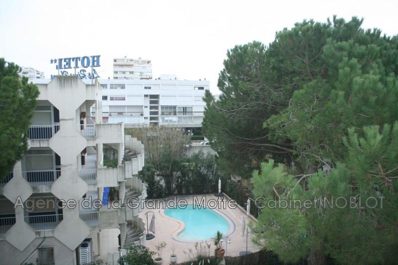 Appartement La Grande-Motte Centre ville,   achat appartement  2 pièces   52m²