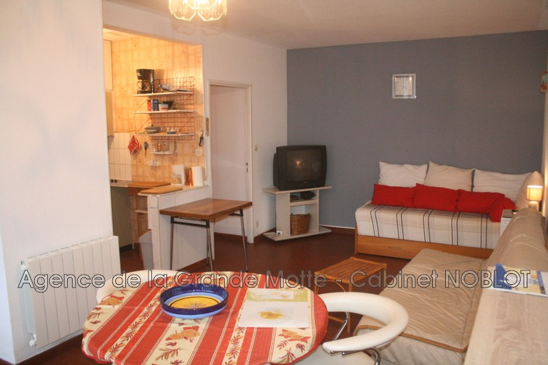 Photo Apartment La Grande-Motte Centre ville,   to buy apartment  2 rooms   44 m²