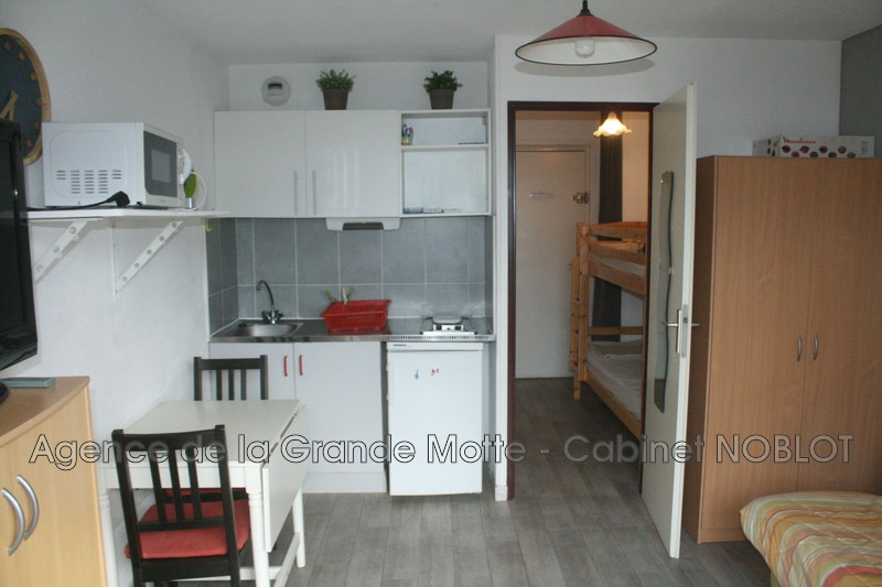 Photo Appartement La Grande-Motte Couchant,   achat appartement  1 pièce   19 m²
