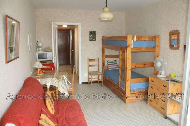 Photo Appartement La Grande-Motte Centre ville,   achat appartement  1 pièce   20m²