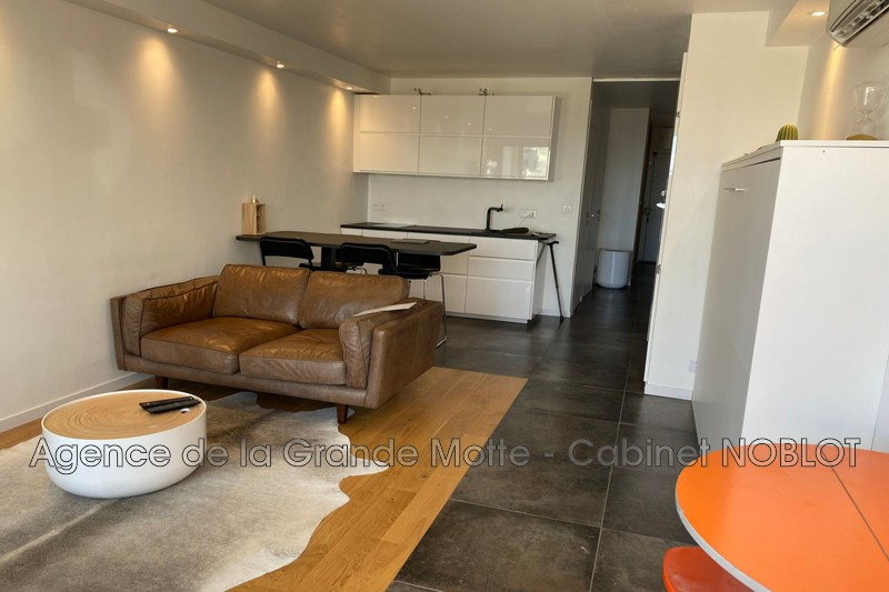 Photo n°2 - Vente appartement La Grande-Motte 34280 - 230 000 €
