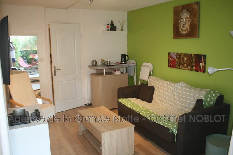 Photo Studio cabine La Grande-Motte Couchant,   achat studio cabine  1 pièce   26m²