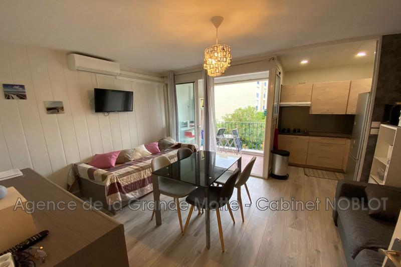 Photo Appartement La Grande-Motte Ponant,   achat appartement  1 pièce   22m²