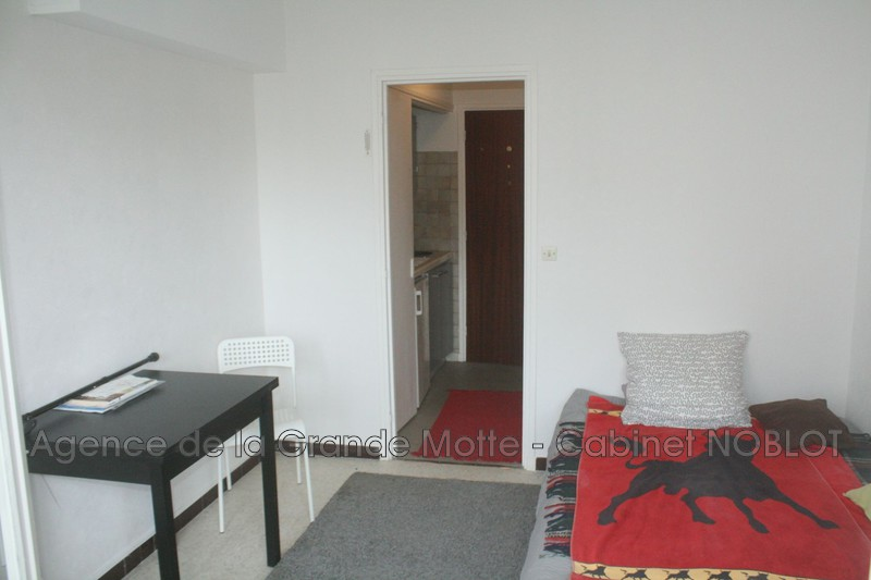 Apartment La Grande-Motte Centre ville,   to buy apartment  1 room   15 m²