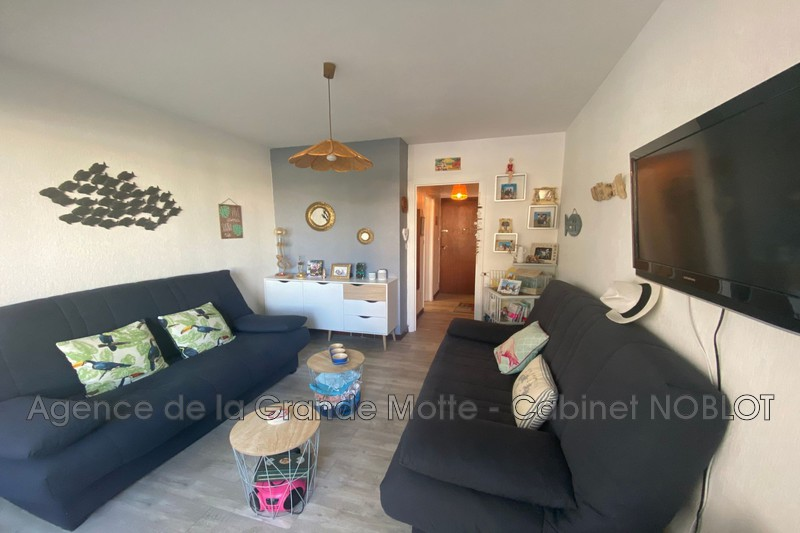 Apartment La Grande-Motte Centre ville,   to buy apartment  1 room   18 m²