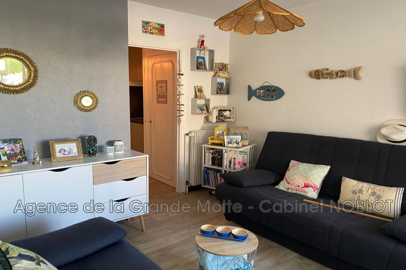 Photo n°5 - Vente appartement La Grande-Motte 34280 - 85 000 €