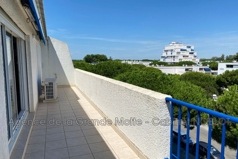 Photo n°1 - Vente appartement La Grande-Motte 34280 - 530 000 €