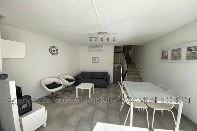 Appartement La Grande-Motte Couchant,   achat appartement  3 pièces   55m²