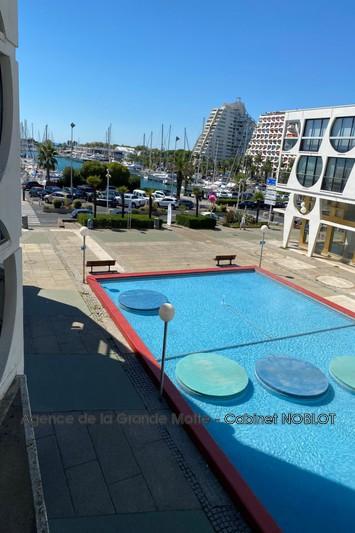 Appartement La Grande-Motte Centre ville,   achat appartement  3 pièces   42m²