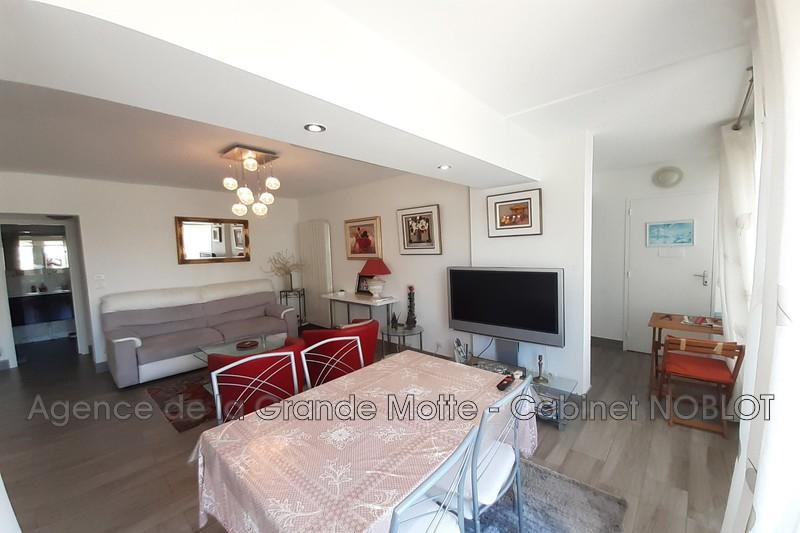 Appartement La Grande-Motte Centre ville,   achat appartement  2 pièces   58m²
