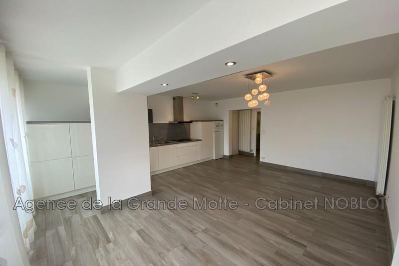 Photo Appartement La Grande-Motte Centre ville,   achat appartement  2 pièces   58m²