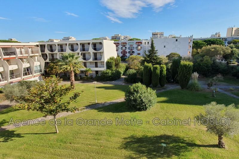 Appartement La Grande-Motte Centre ville,   achat appartement  2 pièces   36m²