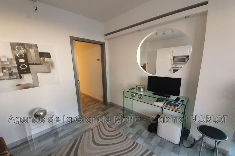 Photo Appartement La Grande-Motte Centre ville,   achat appartement  2 pièces   35m²