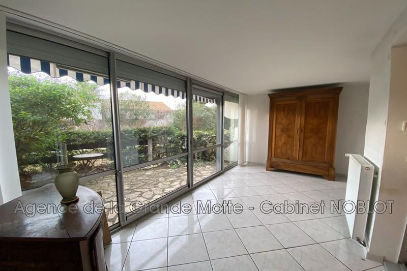 Photo Appartement La Grande-Motte Ponant,   achat appartement  2 pièces   66m²