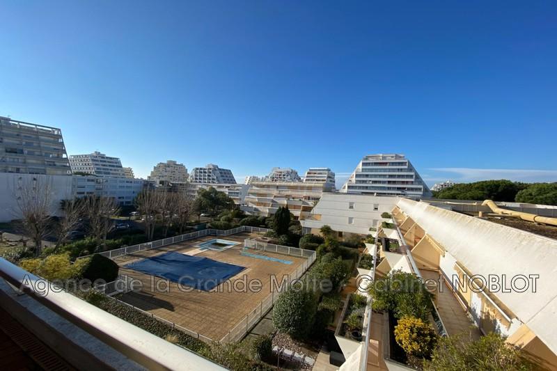 Appartement La Grande-Motte Centre ville,   achat appartement  2 pièces   31m²