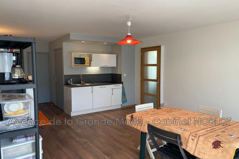Photo Appartement La Grande-Motte Grand travers,   achat appartement  3 pièces   49m²