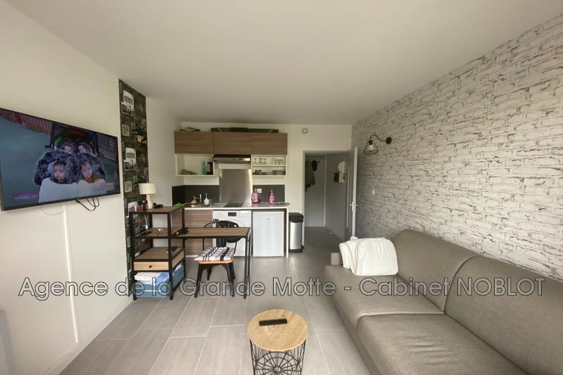 Photo Appartement La Grande-Motte Centre ville,   achat appartement  1 pièce   16m²