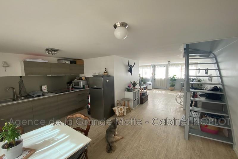 Photo Appartement La Grande-Motte Centre ville,   achat appartement  3 pièces   78m²