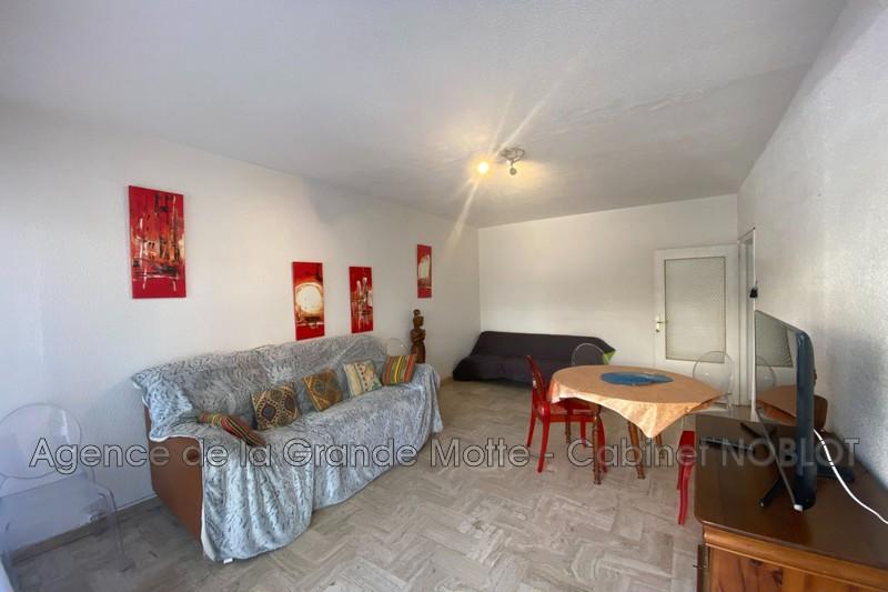 Photo Appartement La Grande-Motte Centre ville,   achat appartement  2 pièces   51m²