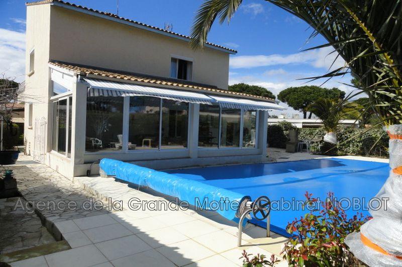 Villa La Grande-Motte Quartier des villas,   achat villa  4 chambres   260m²
