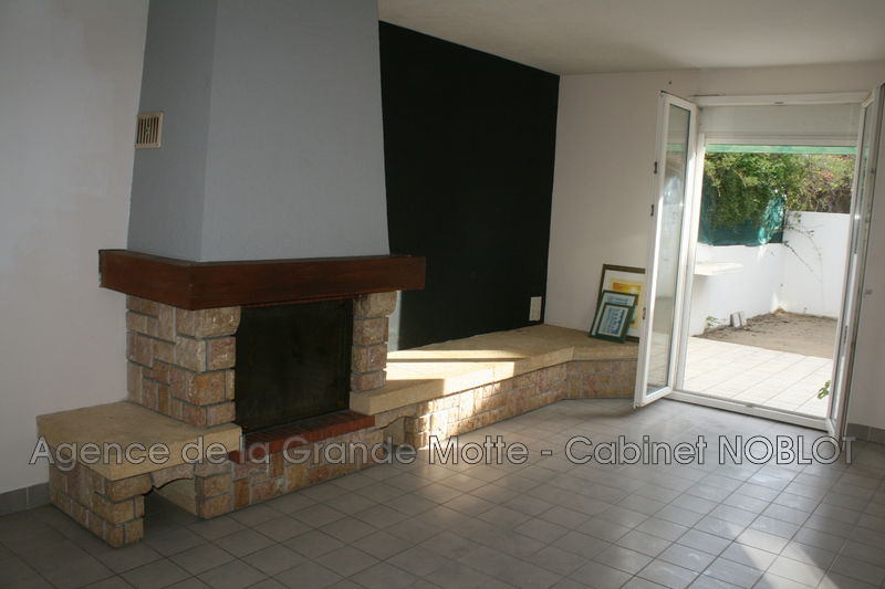 Villa La Grande-Motte Quartier des villas,   achat villa  4 chambres   97m²