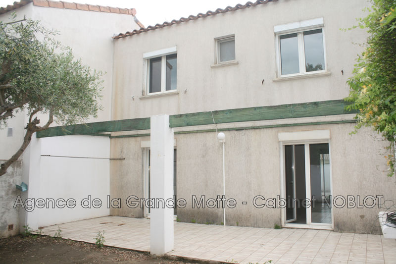 Photo Villa La Grande-Motte Quartier des villas,   achat villa  4 chambres   97m²