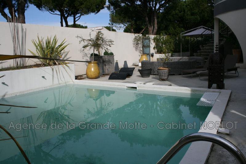 Villa La Grande-Motte Quartier des villas,   achat villa  3 chambres   180m²