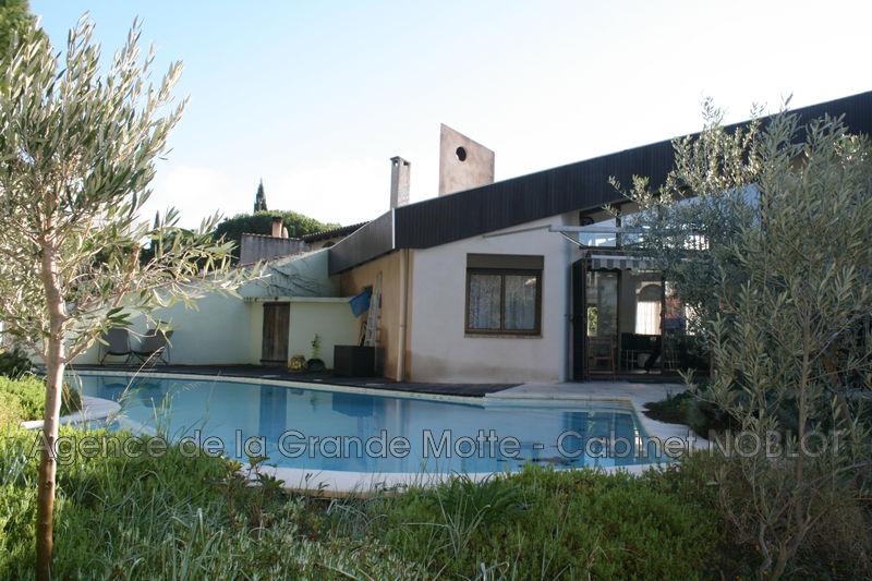 Villa La Grande-Motte Quartier des villas,   achat villa  5 chambres   350m²