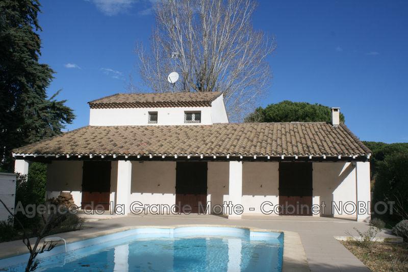 Photo Villa La Grande-Motte Quartier des villas,   achat villa  5 chambres   190m²