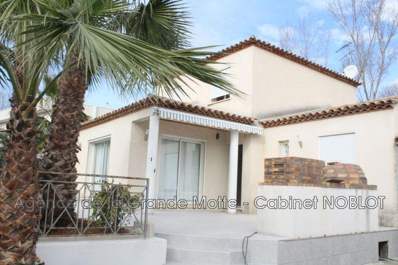 Villa La Grande-Motte   achat villa  3 chambres   110m²