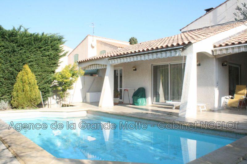 Villa La Grande-Motte   achat villa  3 chambres   130m²